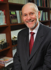 Larry Harris, Ph.D., CFA